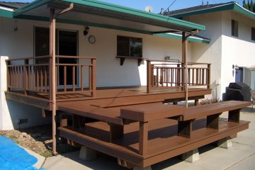 Deck & Fence Painting