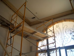 Crown Molding & Baseboard Installation