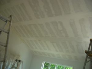 Ceiling Texture & Acoustic Removal